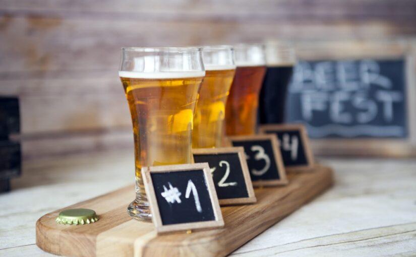 Her kan du kaste dig over ølsmagning i Jylland
